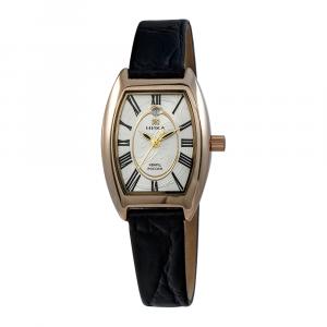 золотые женские часы LADY 1052.0.1.21H