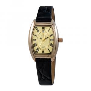 золотые женские часы LADY 1052.0.1.41H