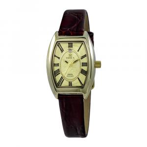 золотые женские часы LADY 1052.0.3.41H