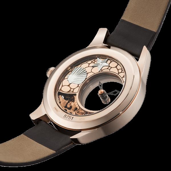 золотые женские часы MYSTERY 1214.32.1.00C