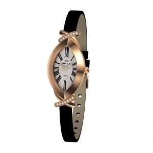 золотые женские часы VIVA 0784.1.1.21H