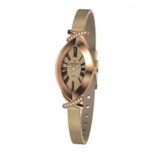 золотые женские часы VIVA 0784.1.1.41H