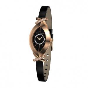 золотые женские часы VIVA 0784.1.1.56H
