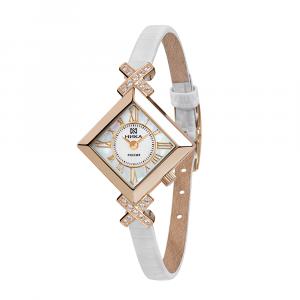 золотые женские часы VIVA 0906.2.1.31H