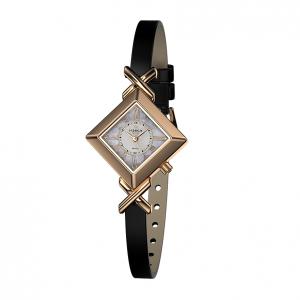 золотые женские часы VIVA 0908.0.1.31H