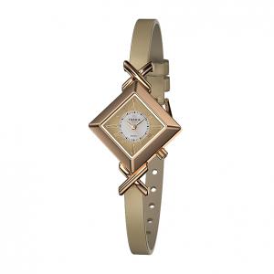 золотые женские часы VIVA 0908.0.1.41H