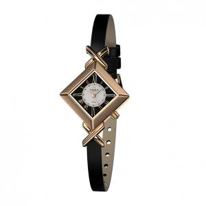 золотые женские часы VIVA 0908.0.1.51H