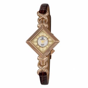 золотые женские часы VIVA 0916.1.1.41H