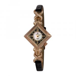 золотые женские часы VIVA 0916.1.1.51H