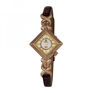 золотые женские часы VIVA 0916.2.1.41H
