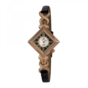 золотые женские часы VIVA 0916.2.1.51H