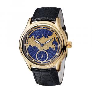 золотые мужские часы НИКА EXCLUSIVE 1102.1.3.74B