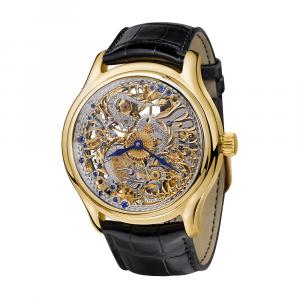 золотые мужские часы НИКА EXCLUSIVE 1102.4.3.81