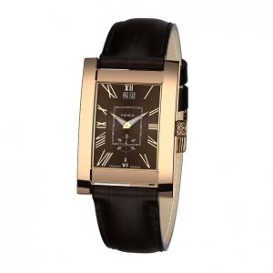 золотые мужские часы GENTLEMAN 1041.0.1.61H