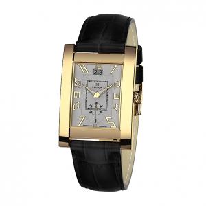 золотые мужские часы GENTLEMAN 1041.0.3.22H