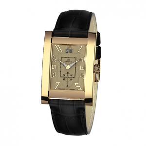 золотые мужские часы GENTLEMAN 1041.0.3.42H