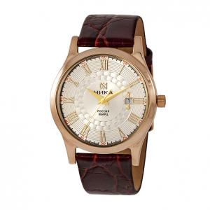 золотые мужские часы GENTLEMAN 1060.0.1.21H