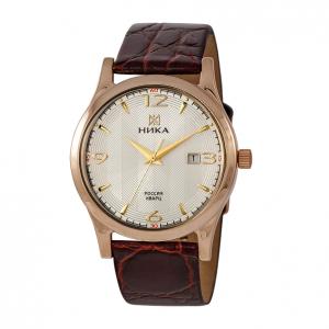 золотые мужские часы GENTLEMAN 1060.0.1.24H