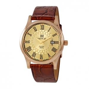 золотые мужские часы GENTLEMAN 1060.0.1.41H