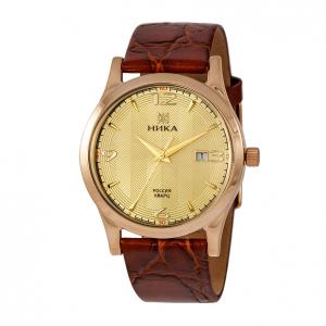 золотые мужские часы GENTLEMAN 1060.0.1.44H