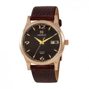 золотые мужские часы GENTLEMAN 1060.0.1.64H