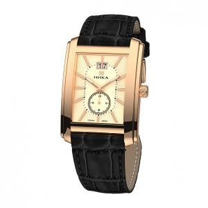 золотые мужские часы GENTLEMAN 1241.0.1.45A