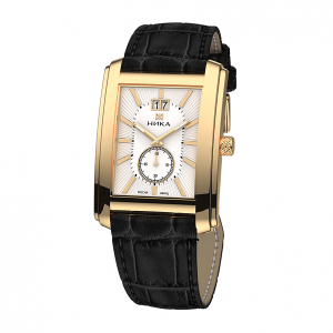 золотые мужские часы GENTLEMAN 1241.0.3.15A