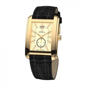 золотые мужские часы GENTLEMAN 1241.0.3.45A