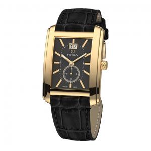 золотые мужские часы GENTLEMAN 1241.0.3.55A