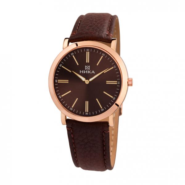 золотые мужские часы Slimline 0100.0.1.65B