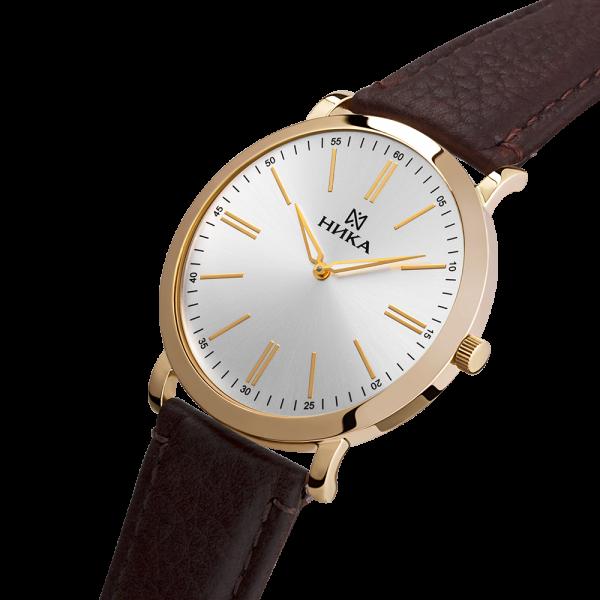 золотые мужские часы Slimline 0100.0.3.25B