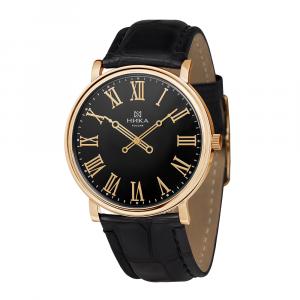 золотые мужские часы Slimline 0112.0.1.51B
