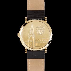 золотые мужские часы Slimline