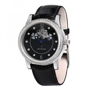 серебряные женские часы НИКА EXCLUSIVE 1100.2.9.069B