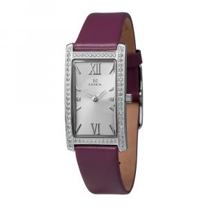 серебряные женские часы LADY 0551.7.9.26A