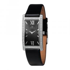 серебряные женские часы LADY 0551.7.9.56A