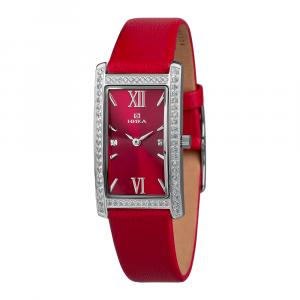 серебряные женские часы LADY 0551.7.9.81A