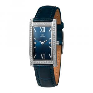 серебряные женские часы LADY 0551.7.9.82A