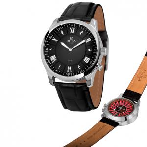 серебряные мужские часы Казино 1198B.0.9.53A