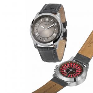 серебряные мужские часы Казино 1198B.0.9.73A