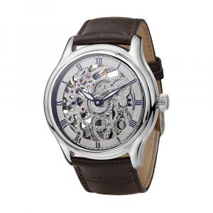 серебряные мужские часы НИКА EXCLUSIVE 1102.0.9.92B