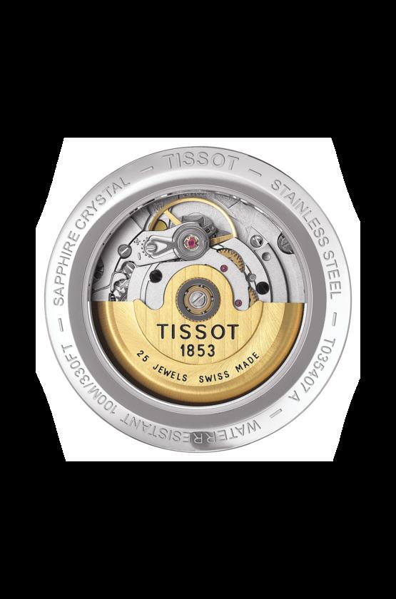 TISSOT COUTURIER AUTOMATIC T035.407.11.051.00