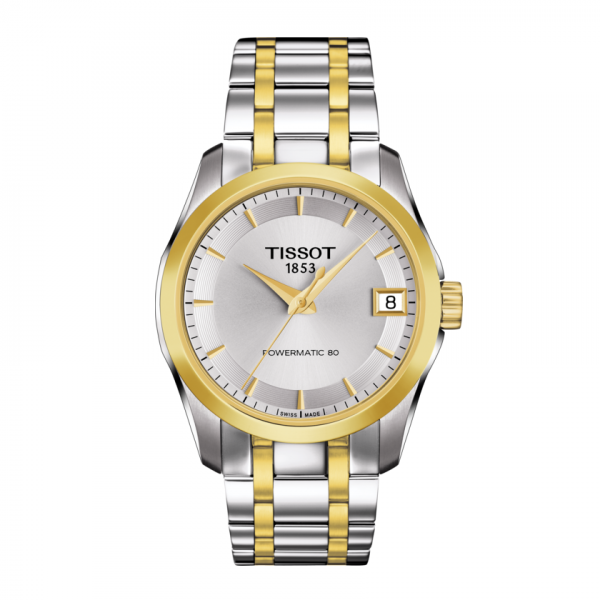 TISSOT COUTURIER POWERMATIC 80 LADY T035.207.22.031.00