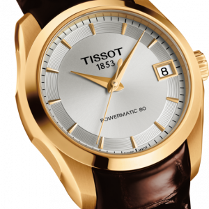 TISSOT COUTURIER POWERMATIC 80 LADY T035.207.36.031.00