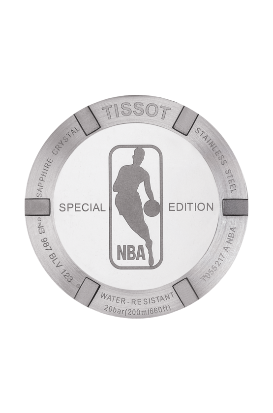 TISSOT PRC 200 CHRONOGRAPH NBA SPECIAL EDITION LADY T055.217.11.017.00